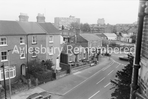 Buckingham Road, Nov 1978