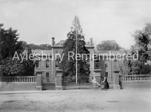Royal Buckinghamshire Hospital, c1900