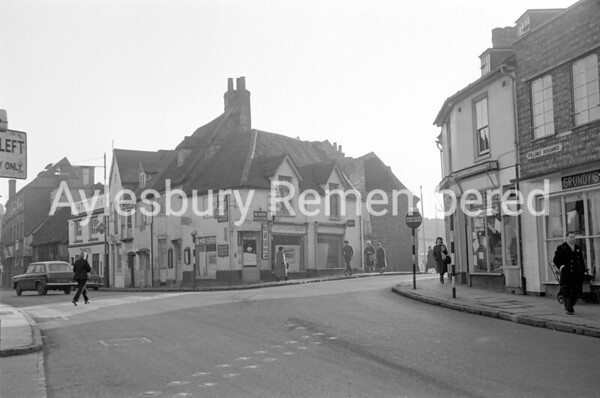 Buckingham Street, 1963
