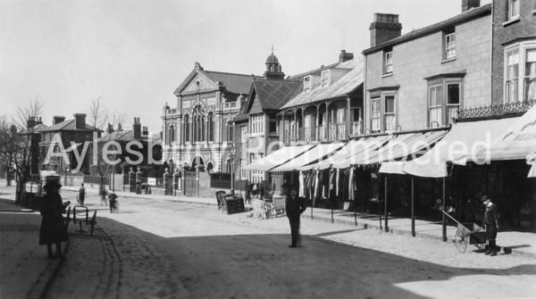 Buckingham Street, 1900s