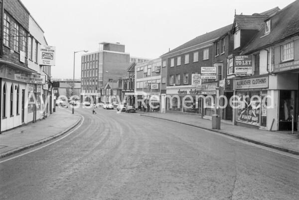 Buckingham Street, Apr 1983
