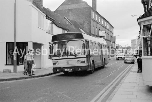 Buckingham Street, 1985