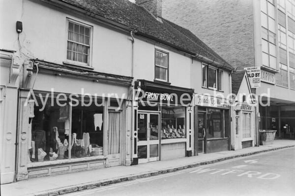 Cambridge Street, 1970s