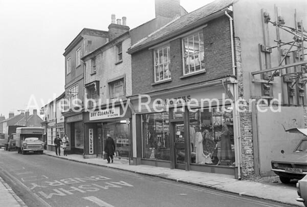 Cambridge Street, Dec 1975