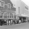 Queue for Odeon, July 27 1972