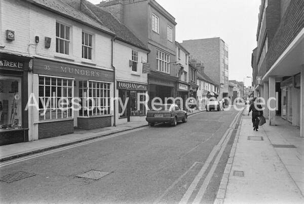 Cambridge Street, Sep 1985