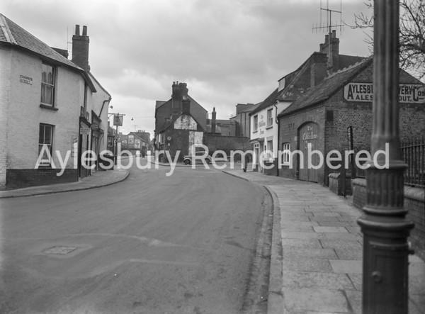 Cambridge Street, Feb 20 1958
