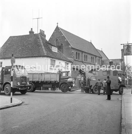Cambridge Street, Dec 6th 1963