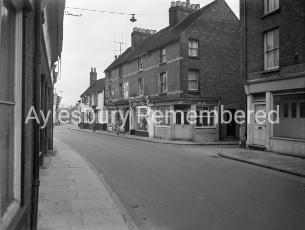 Cambridge Street, Feb 20 1958