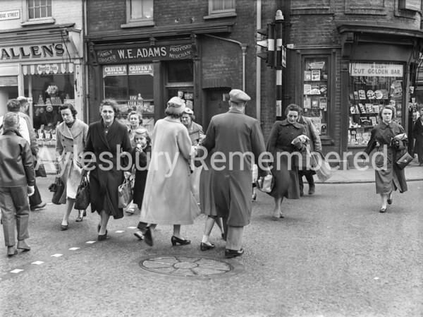 Cambridge Street, Apr 1957