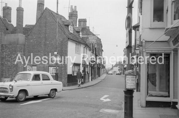 Cambridge Street, 1963