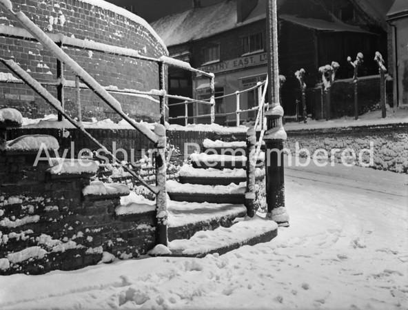 Castle Street, Jan 14 1960