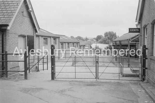 Cattle Market, 1963