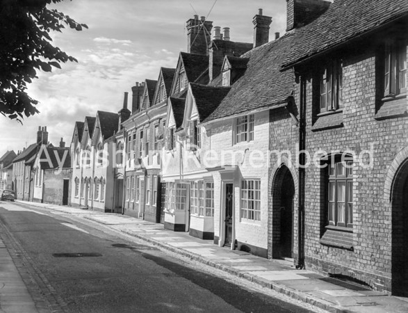 Church Street, Aug 10th 1960
