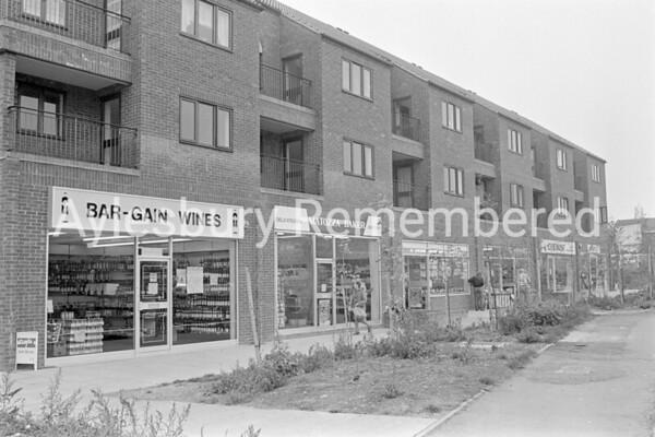 Elm Farm Road, Oct 1983