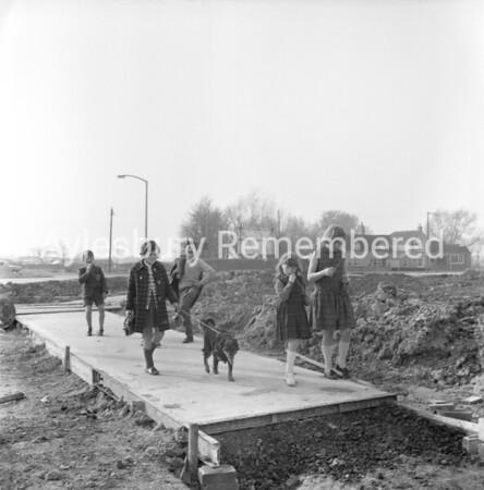 Elmhurst Road, March 1965