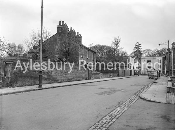 Exchange Street, Feb 20 1958