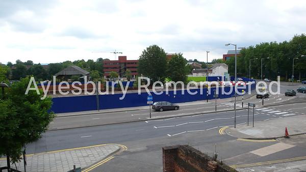 Waterside Theatre site, Exchange Street, Aug 12th 2007
