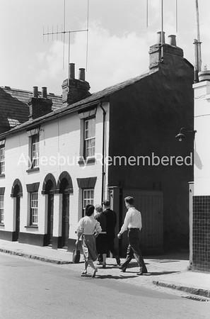 Exchange Street, c1960