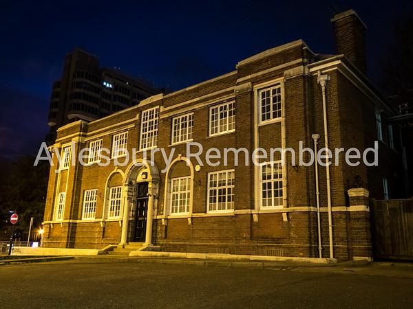 Former Police HQ, Exchange Street, Dec 20th 2014