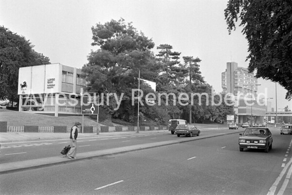 Friarage Road, Sep 1983