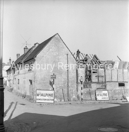 Friarage Road (old), Aug 1964