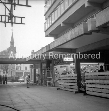 Friars Square, Nov 1966