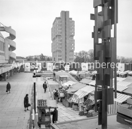Friars Square, March 16th 1967