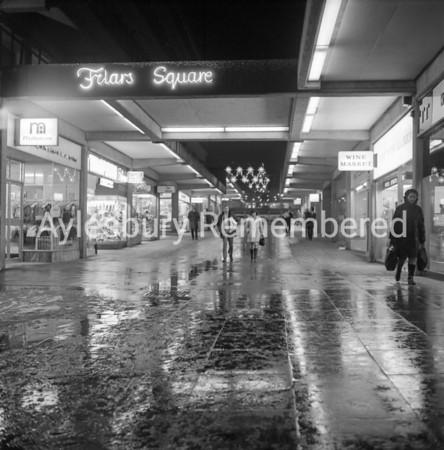 Friars Square, Dec 1969