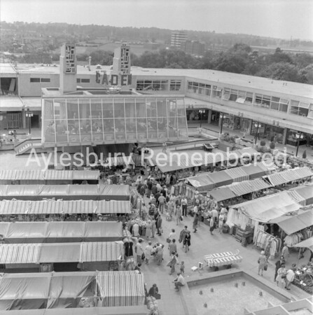 Friars Square, July 5th 1969