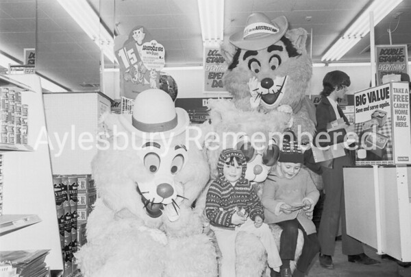 Aristocats in Friars Square, Jan 1971