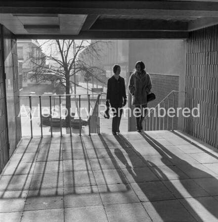 Friars Square, Mar 1971