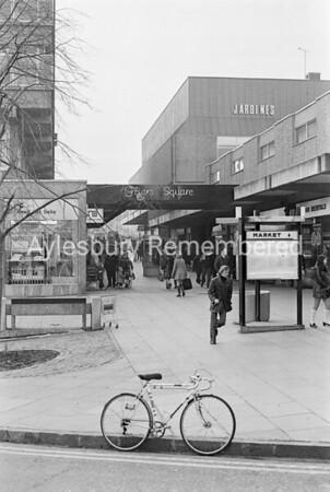 Friars Square, Nov 1972