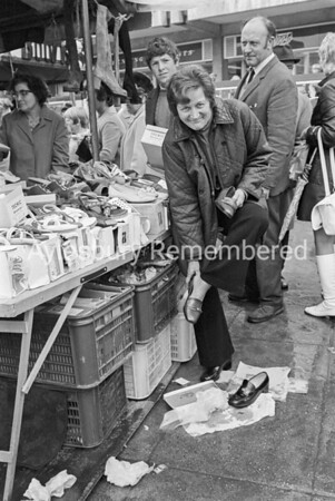 Friars Square market, May 31st 1972