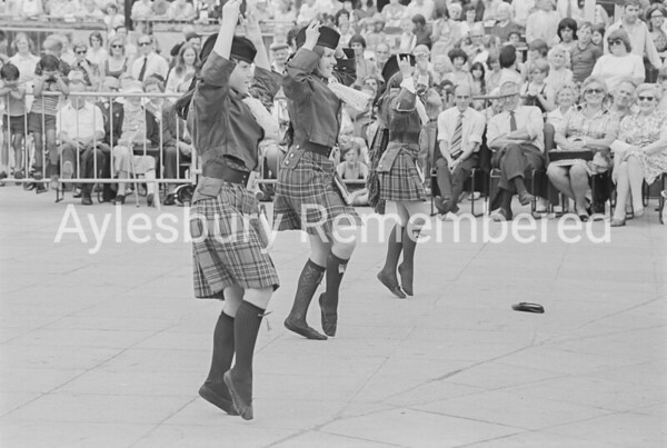 Sunday Fun Day in Friars Square, July 27th 1975