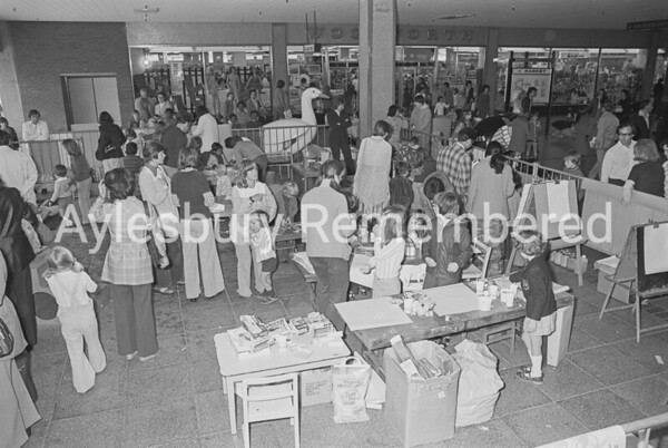 Playgroup Week, Friars Square, June 19th 1976