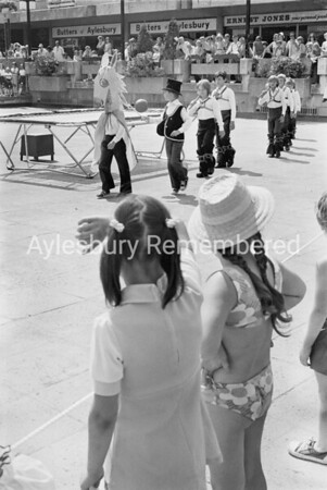 Sunday Fun Day in Friars Square, June 27th 1976