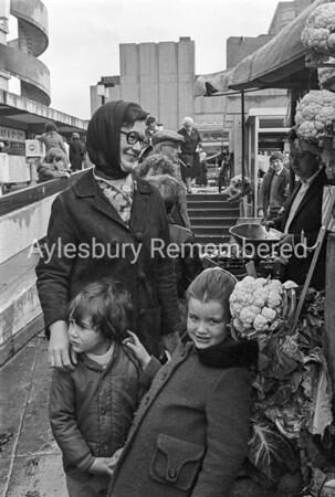Friars Square market, May 31st 1972