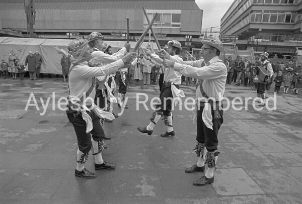 Fun in Friars Square, May 4th 1981