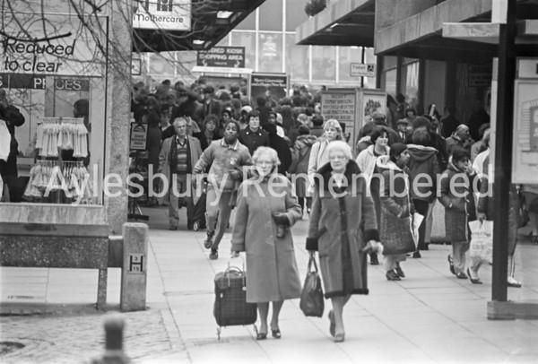 Friars Square, Dec 1982