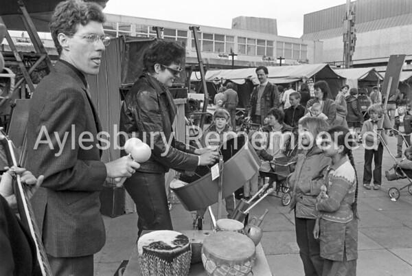 Friars Square, May 1982
