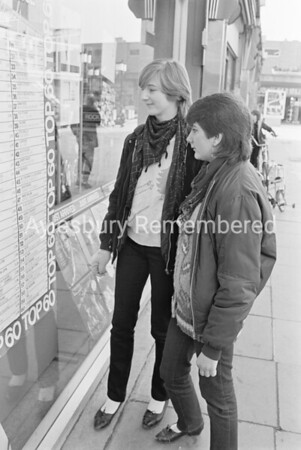 Sunday Opening story, Friars Square, Feb 1982