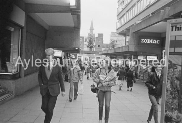 Friars Square, Dec 1986