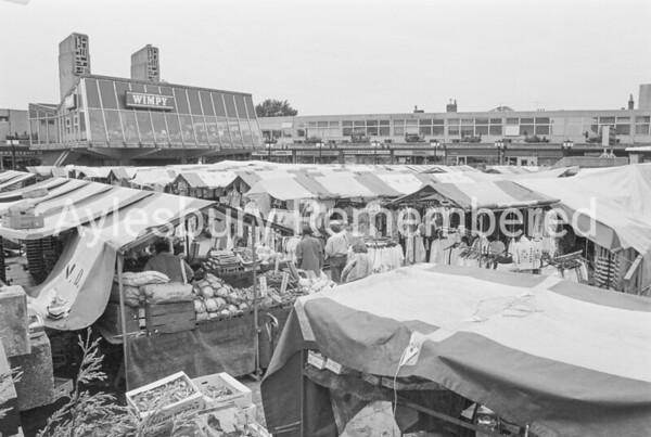 Friars Square market, Sep 1987