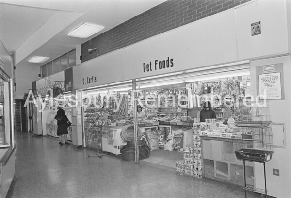Lower Friars Square, Nov 1984