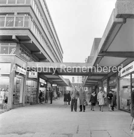 Friars Square, 1967
