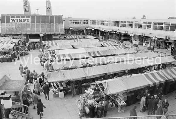 Friars Square market, Mar 18 1975