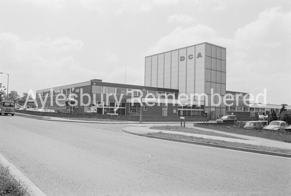 Gatehouse Industrial Estate, June 1974