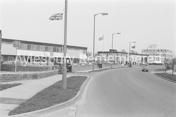 Gatehouse Industrial Estate, Mar 1975