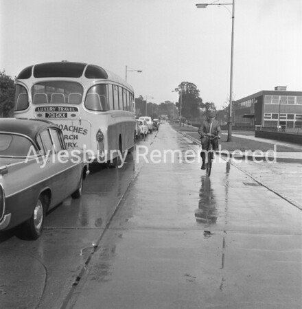 Gatehouse Road, June 12th 1963